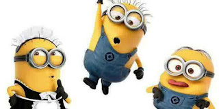 Gambar Animasi Minion Despicable Me 4