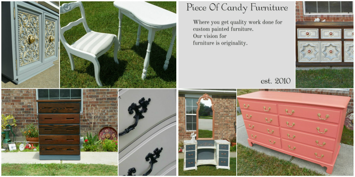 Piece Of Candy Furniture