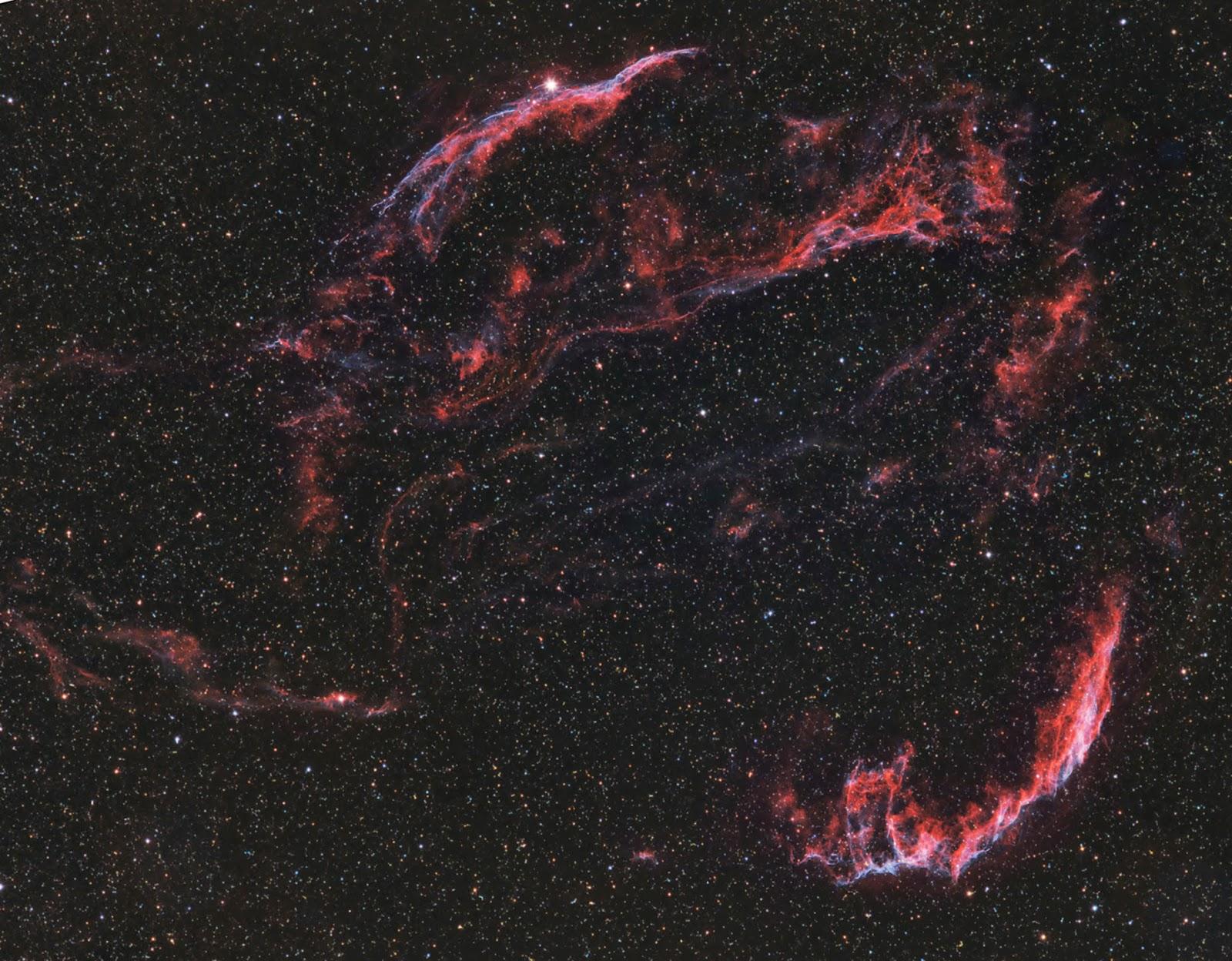 veil nebula complex - photo #1