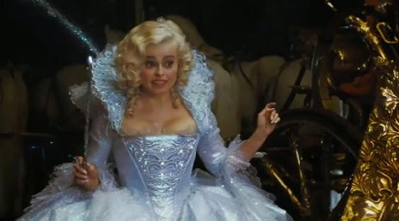 Cinderella 2015 Movie Ibu Peri Pelindung