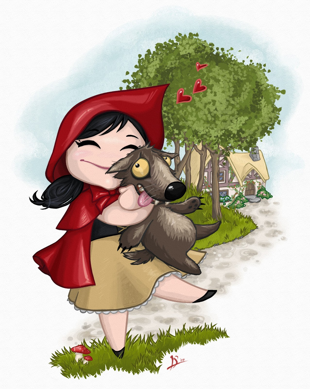 comparing little red riding hood folktales -the students may make charts comparing cinderella and yeh-shen, or little red riding hood and lon po po -in cooperative groups, the students may write an original or more modern version one of the two tales with the student's city or town as the setting.