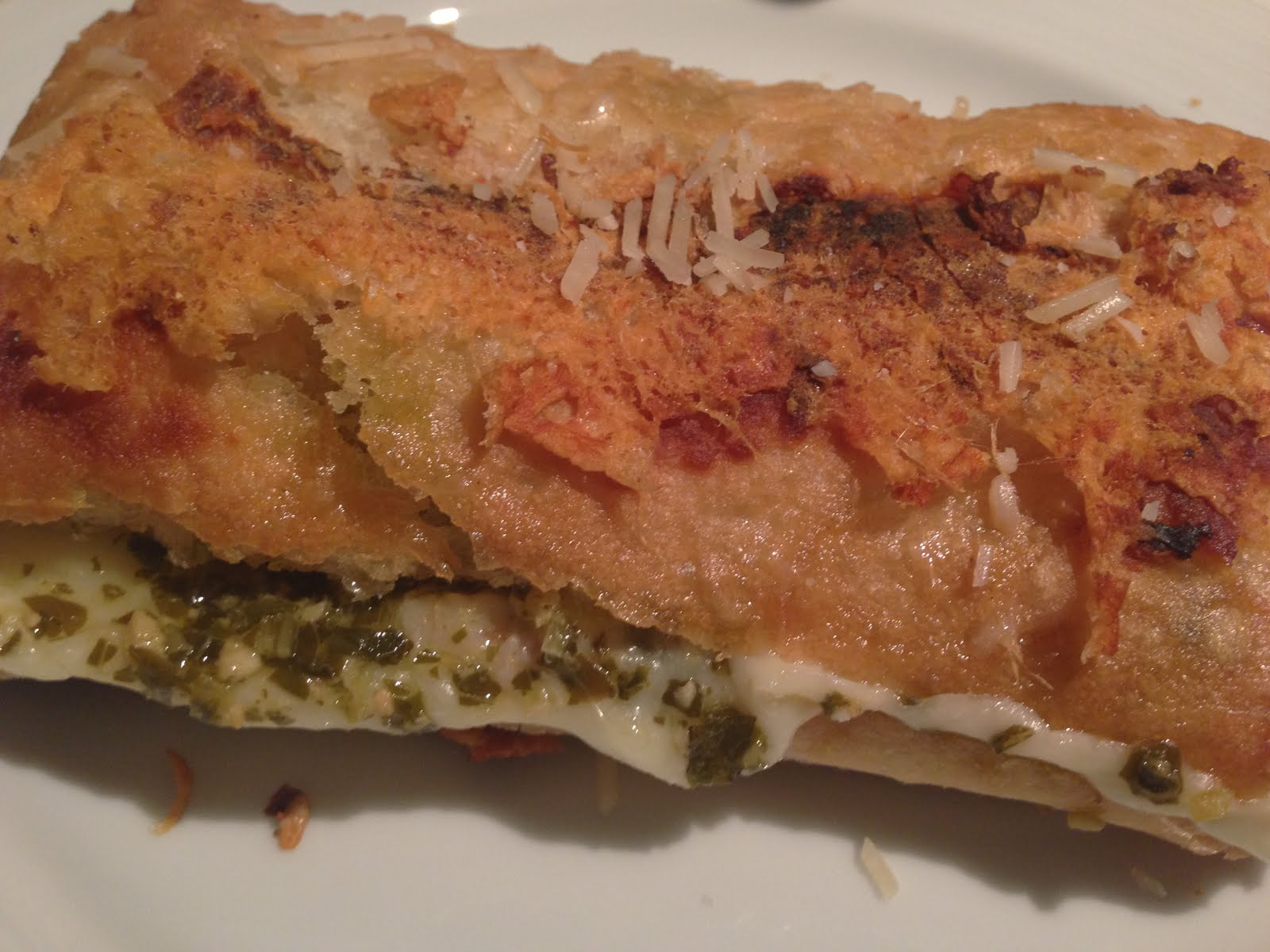 Look, I'm a Cook!: Parmesan Crusted Pesto Grilled Cheese ...