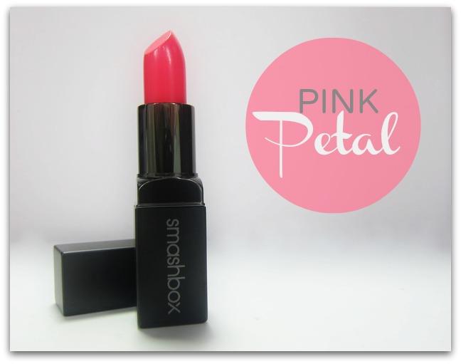 Smashbox Pink Petal Lipstick