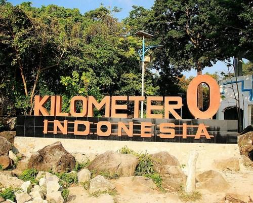 Tugu Nol Kilometer Indonesia