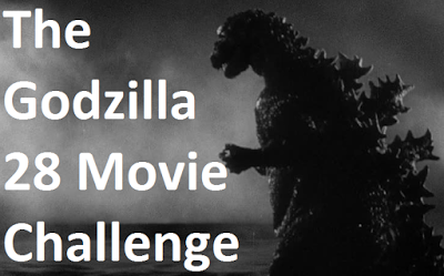 The Godzilla 28 Movie Challenge