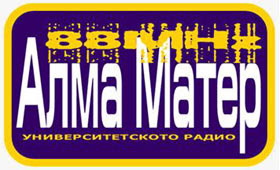 Radio Alma Mater logo