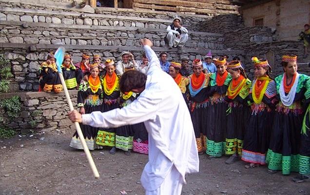 Festivals of Kalash