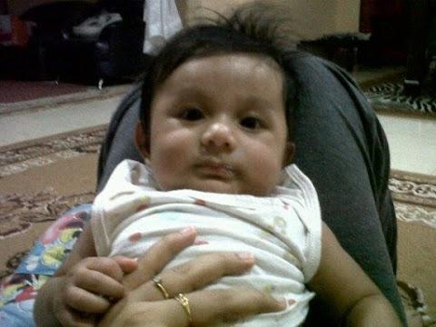 26112012-Airiel Qaid dah 4 Bulan
