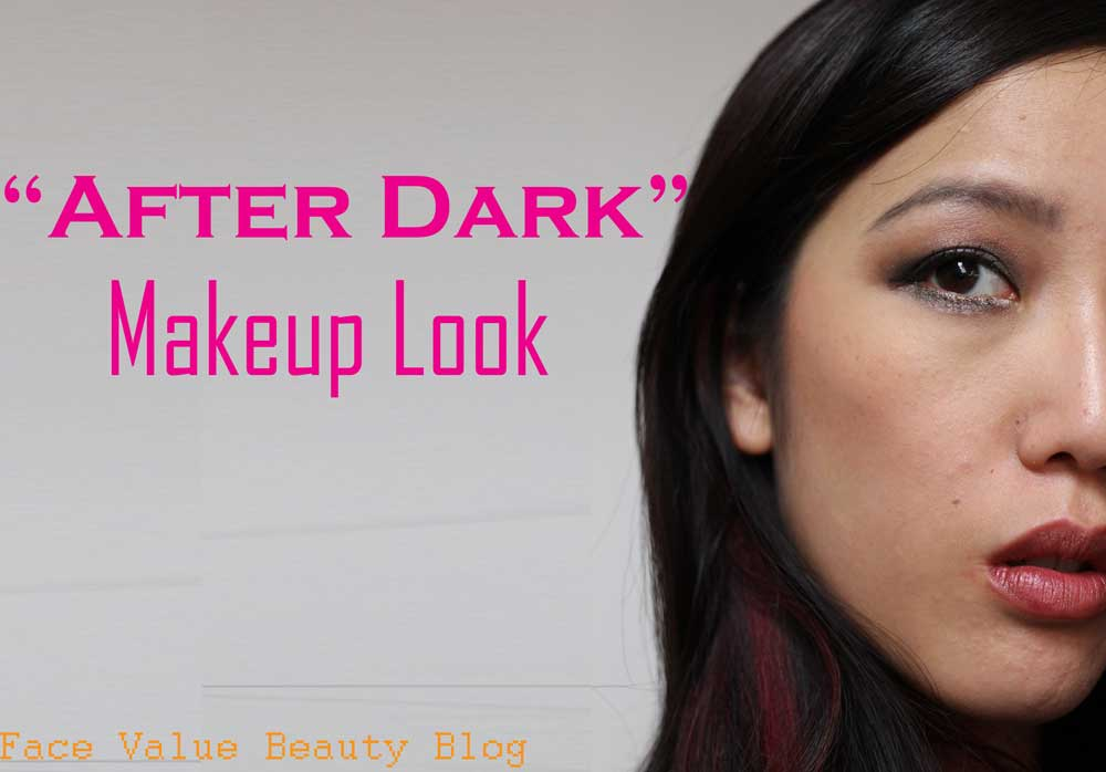 'After Dark' Makeup Look using Stila In The Light Palette!