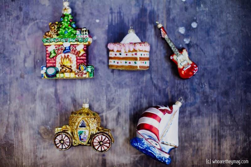 Эксклюзивные новогодние игрушки