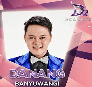 Lagu Dangdut Versi Danang D'Academy Asia
