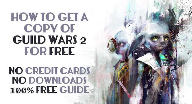 guild wars 2 for free