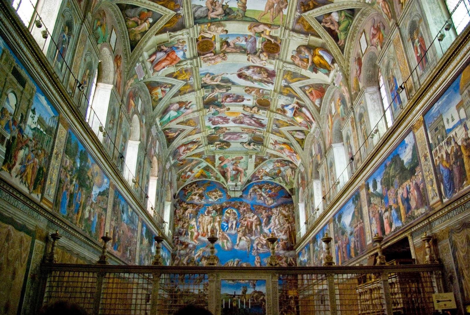 Vaticano: Capilla Sixtina
