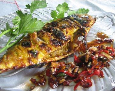 Resepi Ikan Bakar Padang Istimewa | Malaysia Top Blogge