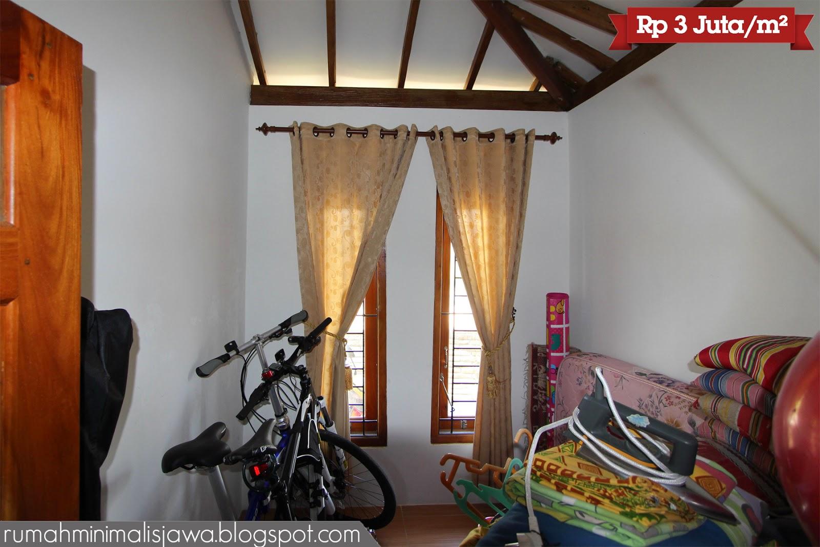 Rumah Minimalis Jawa