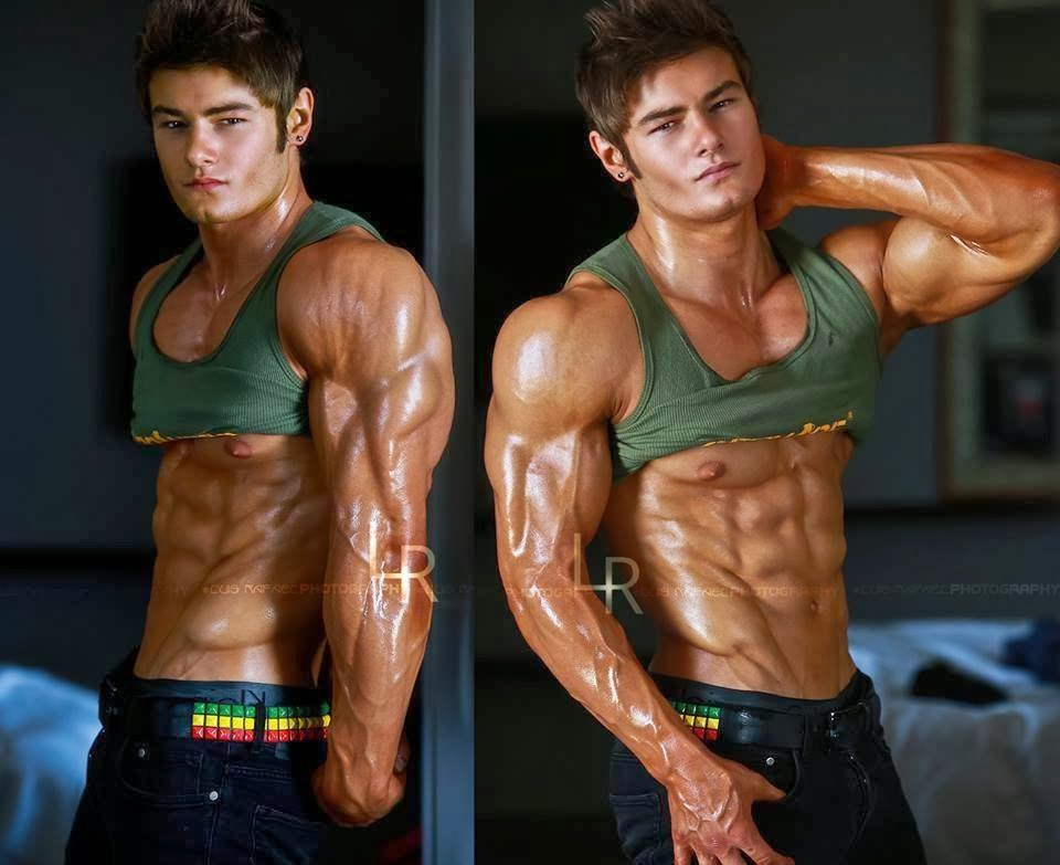 ITT : Jeff Seid has a nice a chin - Bodybuilding.com Forums