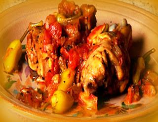 Pollo estilo Aguascalientes