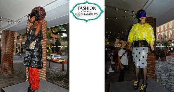 Fashion Event: Fashion Under the Shambles RECAP