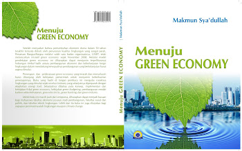 """Telah terbit  buku baru """"Menuju Green Economy"""""""