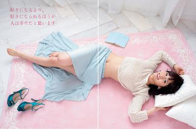FLASH Magazine 2012.01.17-24 Atsuko Maeda