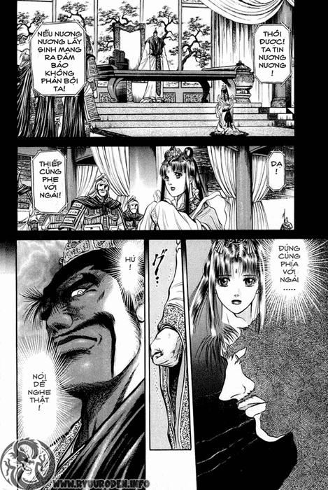 Chú Bé Rồng - Ryuuroden chap 43 - Trang 14