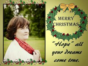 """Hope""  Susan Boyle - CD #6"