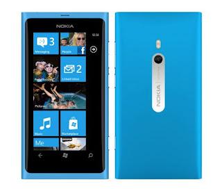 Harga Handphone Nokia Lumia 800
