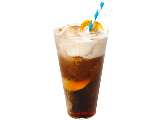 The Supreme Plate: Cognac Root Beer Floats - A Great Summertime Treat ...