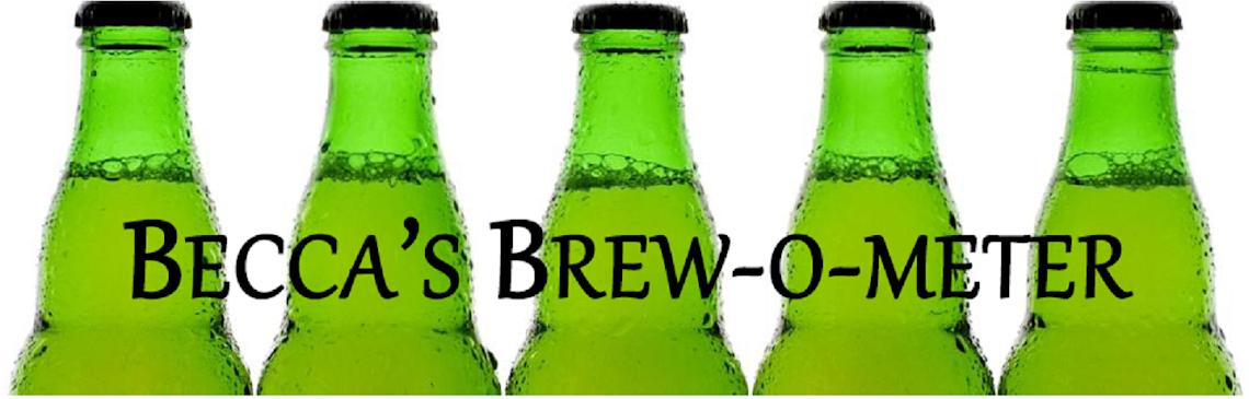 Becca's Brew-o-meter