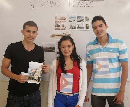 VISITING PLACES (CUBA)