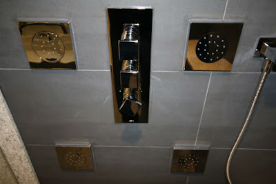 Toronto Wall Mounted Shower Fixtures