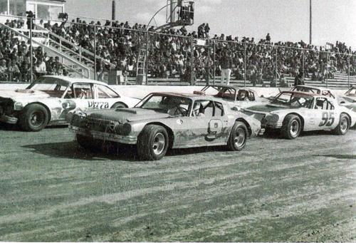Nebraska Sunday Stock Car Racing