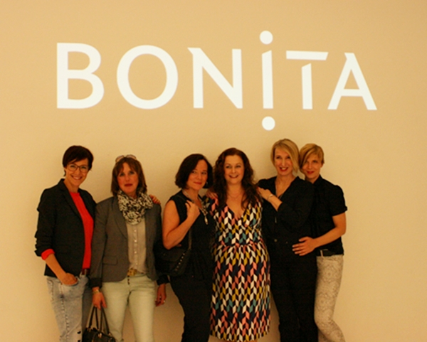 Ü40 Blogger Event mit Bonita
