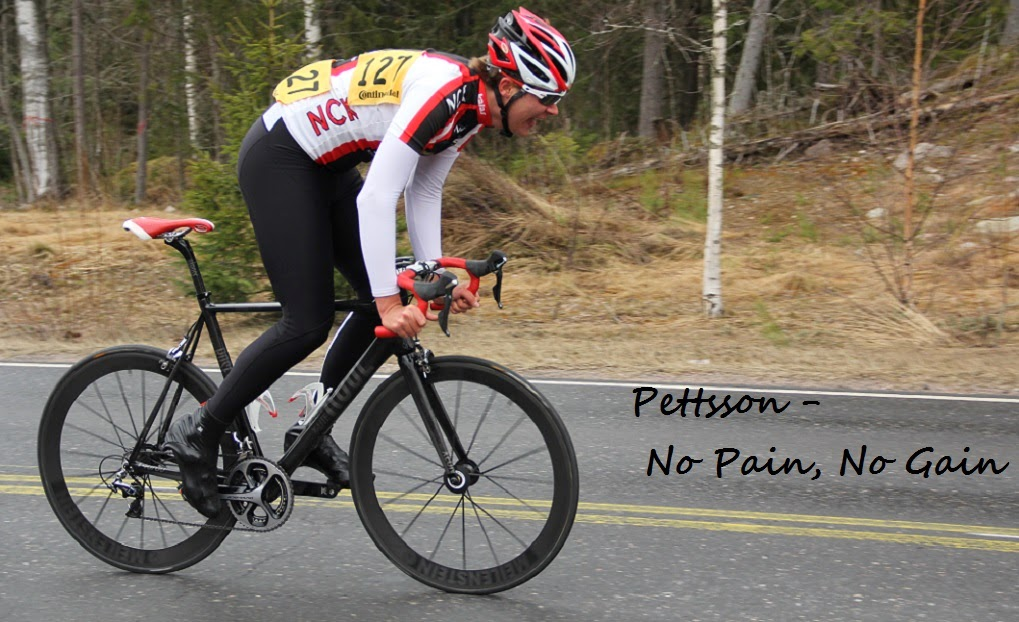 Pettsson - No Pain, No Gain