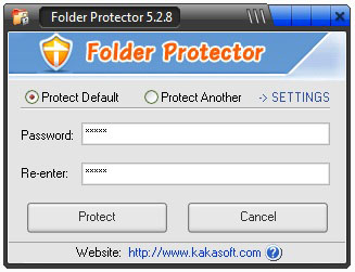 Tutorial Lockdir Folder Protector