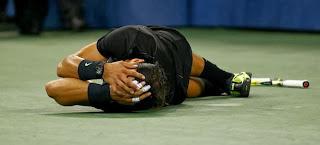 Un jugador se lamenta de la oportunidad perdida para hacerse con un título de campeón