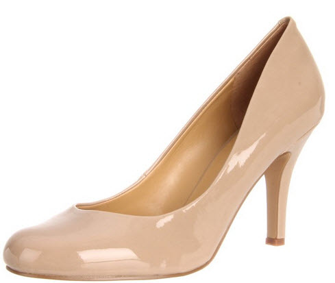 The Tired Girl's Guide to the Good Life: The Best Nude Heels -