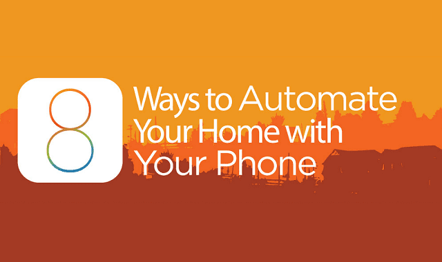 Image: 8 Ways To Automate Your Home With Your Phone