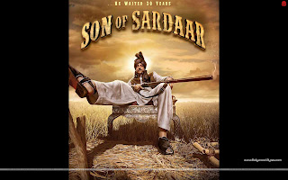 Son Of Sardaar HD Wallpaper Sanjay Dutt