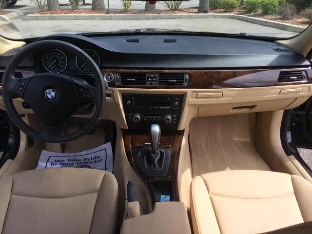 BMW Cabin