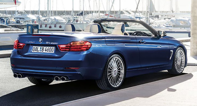 2015 Alpina D4 Biturbo Convertible