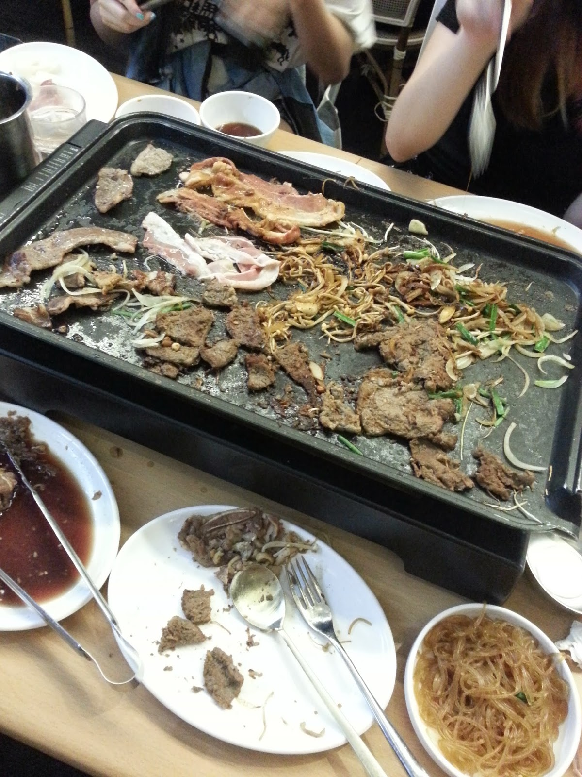 KCOOK Korean BBQ Buffet