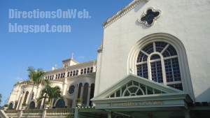 Immaculate Conception Cathedral Cubao