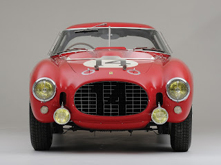 Ferrari 340/375 MM Berlinetta 1953