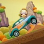 Imagem do carro de corrida Hot Rod do Jogo