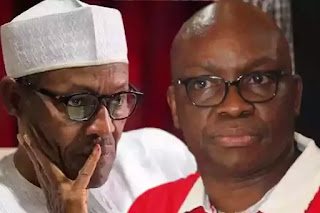I am ready to restructure EFCC when I become Nigerian president - Fayose