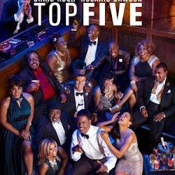 Poster Top Five 2014