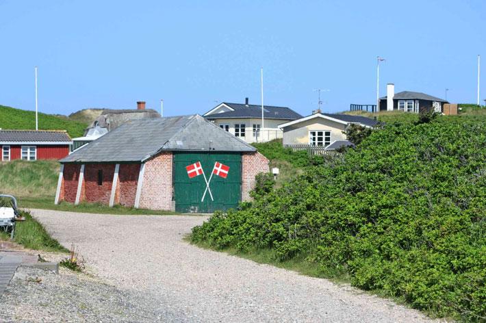 Amalie loves Denmark Rettungshaus in Søndervig