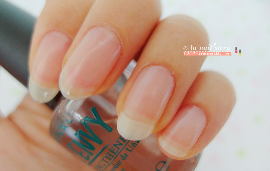SARA NAIL: OPI Nail Envy Original, Nail Strengthener Maximum ...