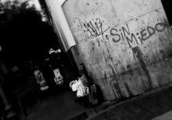 La cobardía es sólo una expresión del miedo...
